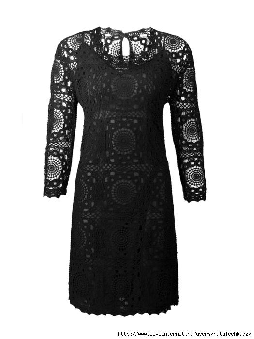 Клуб осинка вязание платья теплого форум