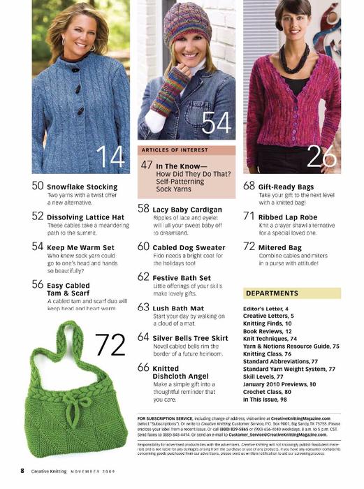 Creative Knitting Nov 2009_8 (521x700, 321Kb)