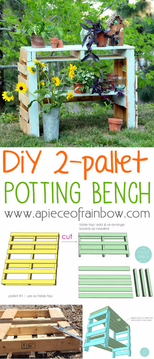 diy-pallet-potting-bench-apieceofrainbowblog (300x700, 304Kb)