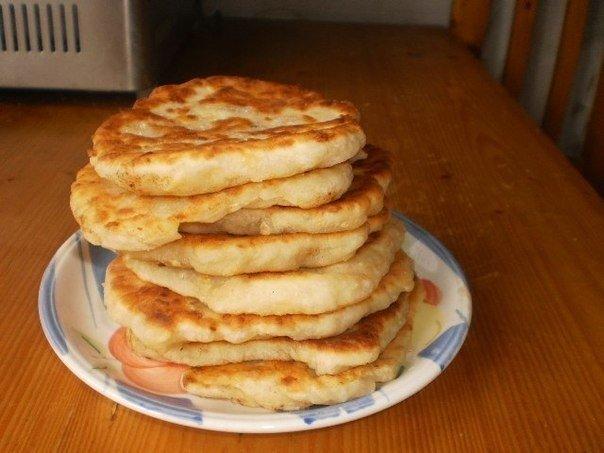Лепешки с сыром (604x453, 48Kb)