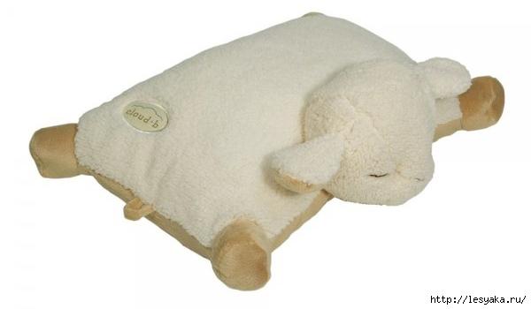 Подушки на полу своими руками