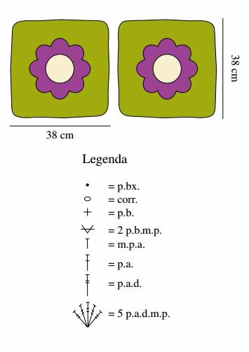 Схема вязания крючком подушки для дивана (2) (355x503, 84Kb)
