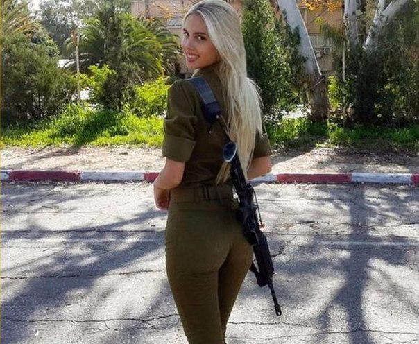 Блондинки в армии фото 44-7