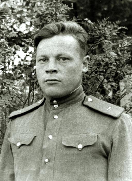 Рядовой Ческов Аркадий Федорович,1926-2007, мой отец (512x700, 211Kb)