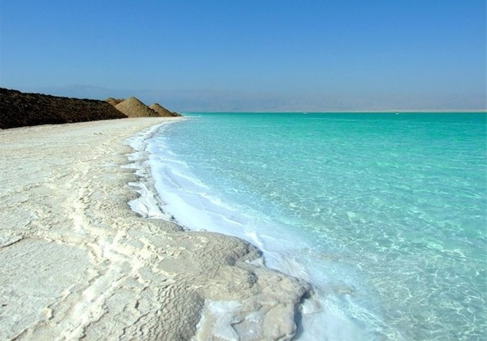 Морская соль мертвого моря