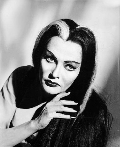Ann Magnuson as lily munster