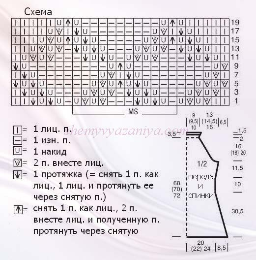 tunika_60_shema (521x528, 209Kb)