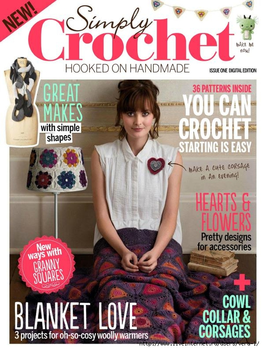 Simply_Crochet_Issue_ONE_2013_1 (525x700, 319Kb)