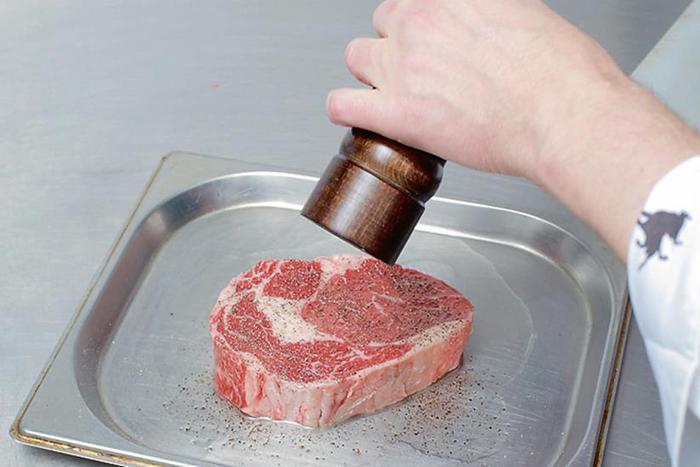 Как пожарить настоящий стейк