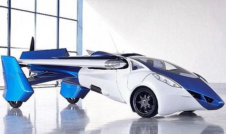 Летающий автомобиль существует