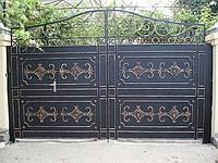 кованные ворота (200x150, 46Kb)