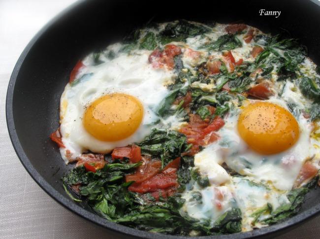 Рецепты яичницы 162