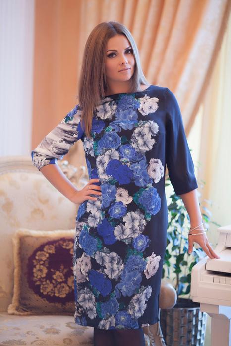 Платья из блузок