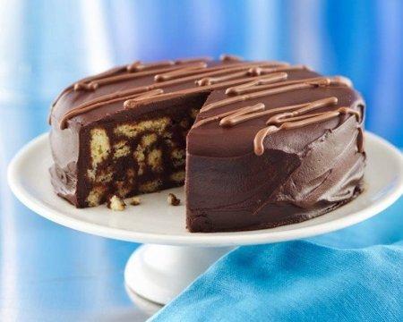 шоколадный торт (450x360, 128Kb)