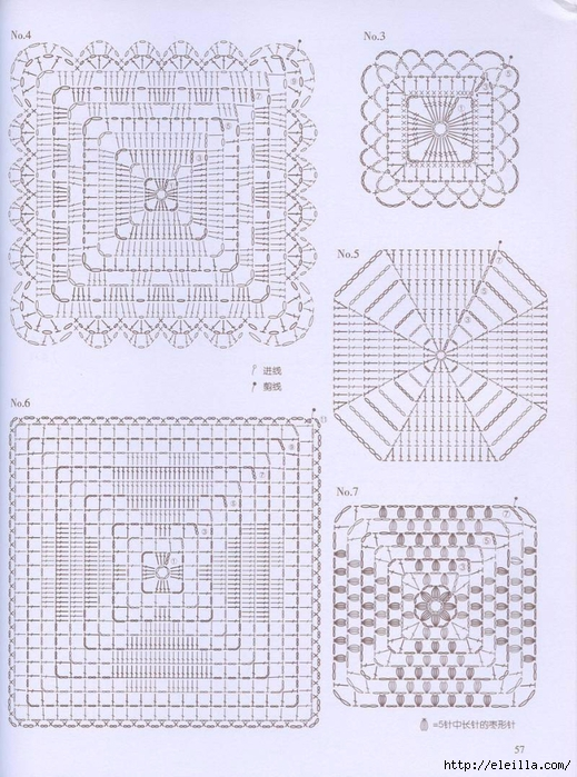 crochet lace (58) (519x700, 332Kb)