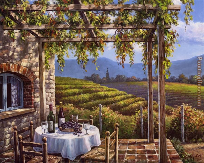 Vineyard Terrace (700x560, 487Kb)