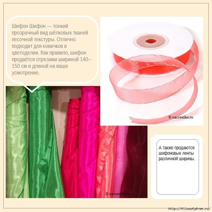 материалы для цветов из шифона-2 (700x700, 257Kb)
