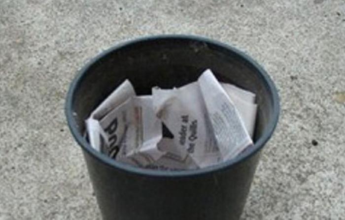 Как можно использовать старые газеты: 15способов
