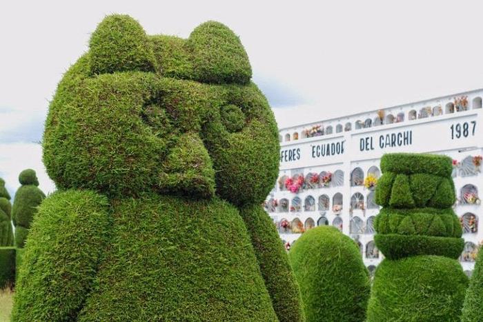 садово-парковый дизайн на кладбище тулькан эквадор 7 (700x467, 385Kb)