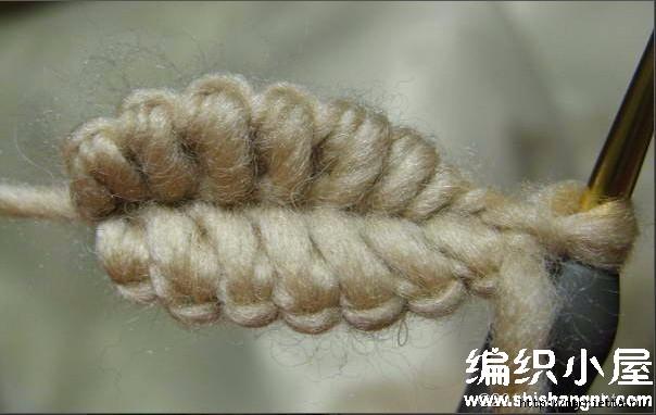 Как связать листик крючком (9) (604x382, 113Kb)