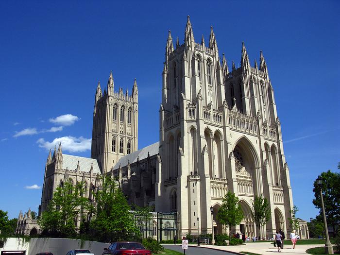 вашингтонский кафедральный собор фото 1 (700x525, 566Kb)