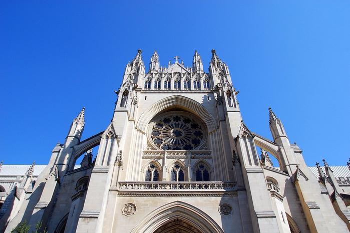 вашингтонский кафедральный собор фото 6 (700x465, 388Kb)