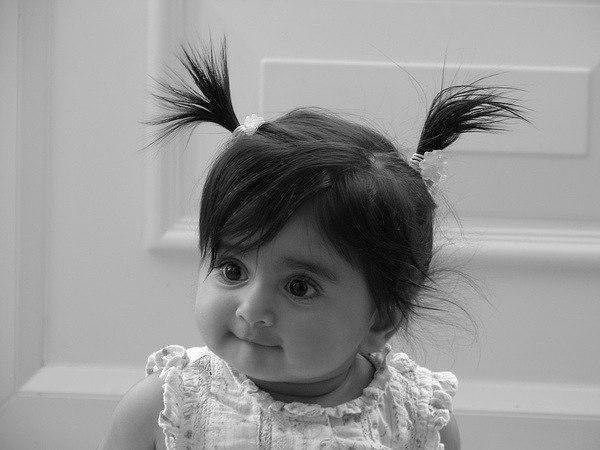 Двухлетняя внучка (600x450, 119Kb)