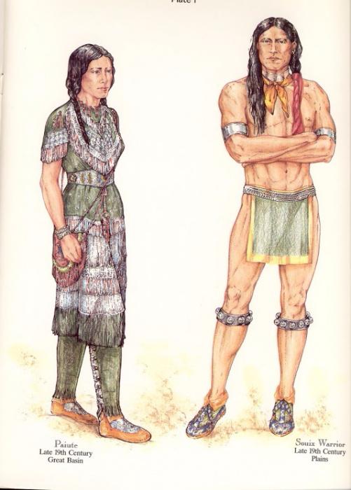 NA Costumes Plate I (501x700, 300Kb)