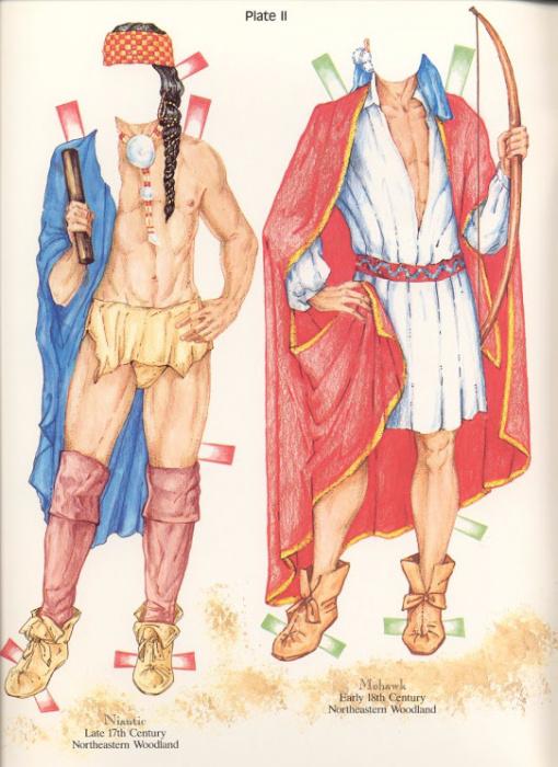 NA Costumes Plate II (510x700, 387Kb)
