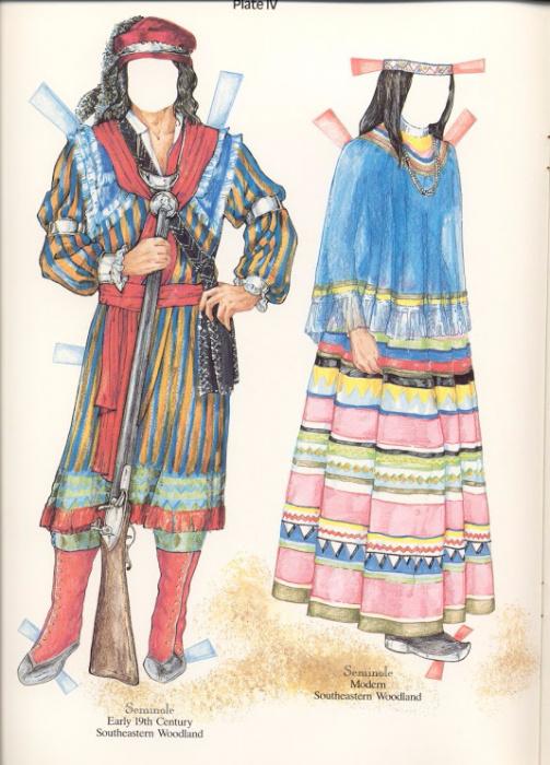 NA Costumes Plate IV (503x700, 397Kb)