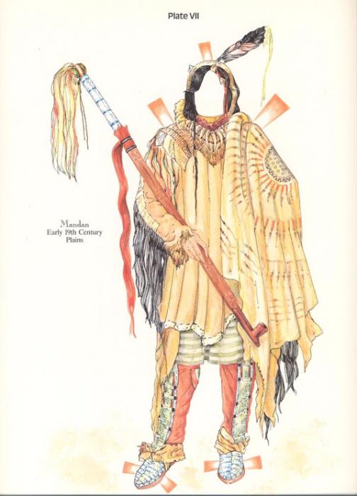 NA Costumes Plate VII (504x700, 286Kb)