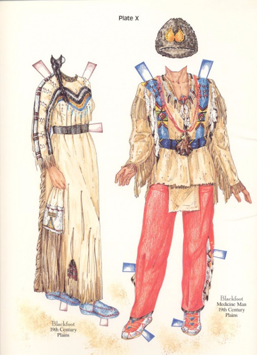 NA Costumes Plate X (506x700, 331Kb)