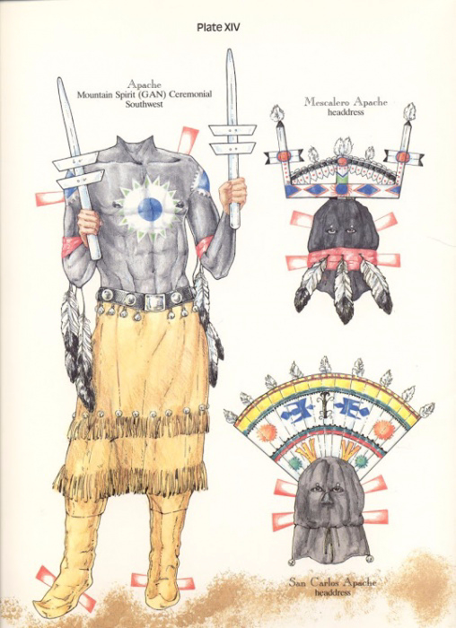 NA Costumes Plate XIV (508x700, 317Kb)