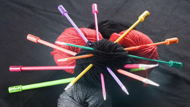 Из истории вязания