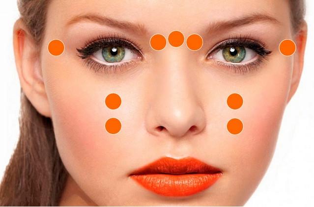 Как улучшить зрение при помощи точечного массажа
