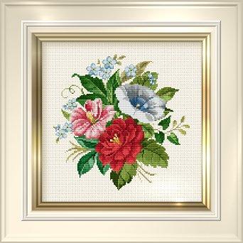 _031 Summer Bouquet (342x342, 101Kb)