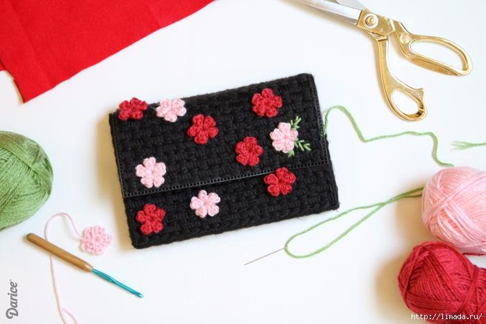 Floral-plastic-canvas-DIY-clutch-Darice-5 (700x467, 203Kb)