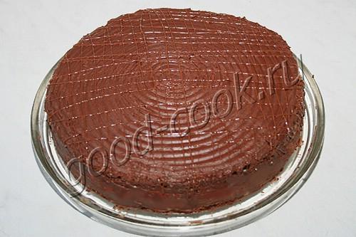Торт птичье молоко на манке рецепт