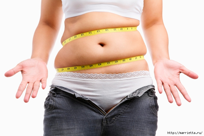 Убираем жир с живота за две недели (700x466, 177Kb)