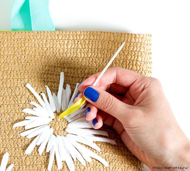 Вышивка на соломенной пляжной сумке (11) (640x579, 300Kb)