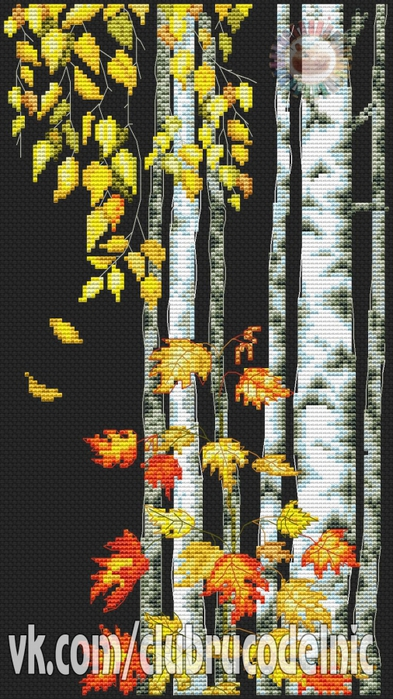 5630023_Birch_leaves_falling (393x700, 284Kb)