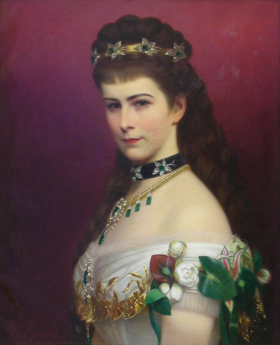 1873ca-sissi-portrait-by (569x700, 151Kb)