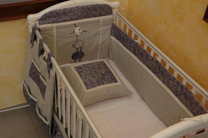 Сшить белье для новорожденного своими руками