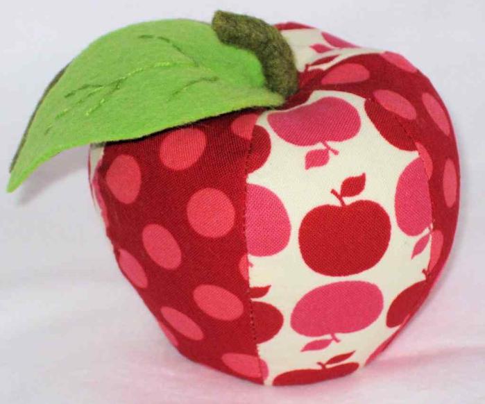 Сделать яблочки своими руками