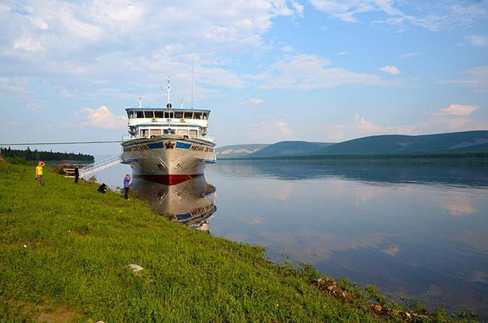 Пять лучших речных круизов по России
