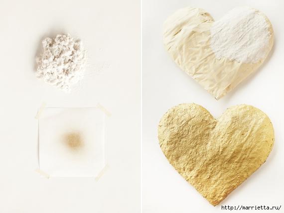 Красивая идея оформления бумажными цветами свадебного торжества (3) (570x428, 132Kb)
