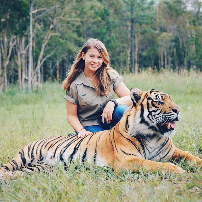Bindi Irwin 2 photo (700x700, 577Kb)