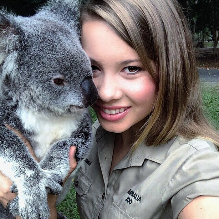 Bindi Irwin 4 photo (700x700, 528Kb)