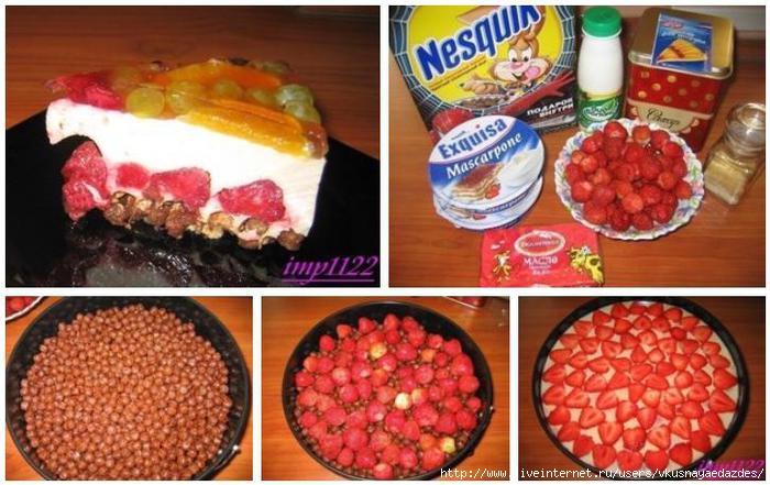 20 самых вкусных тортов фото 9