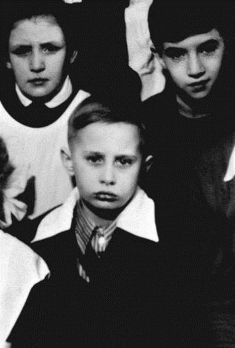 Журнал Time: фотографии Путина в молодости
